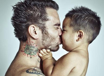 być ojcem