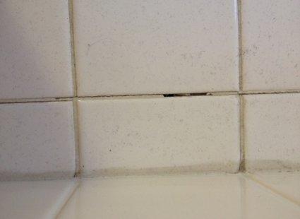 fugi w łazience