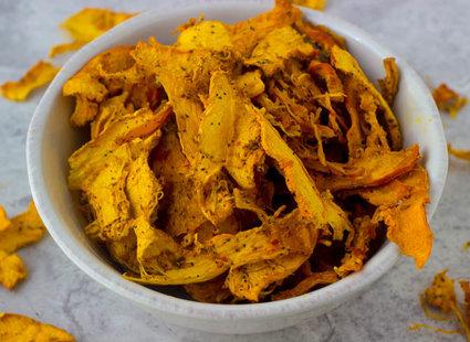 Jak zrobić domowe chipsy dyniowe