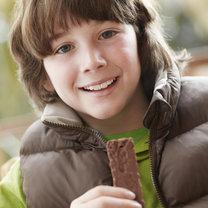 batony czekoladowe