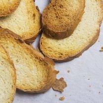 suchy chleb