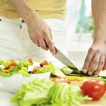 krojenie salatki