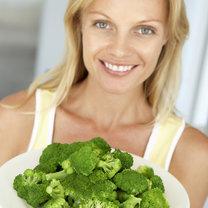 brokuły jedzenie