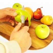 obieranie owoców