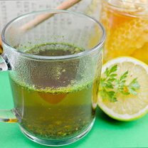 herbata z pietruszki