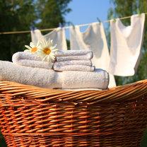 pranie świeże