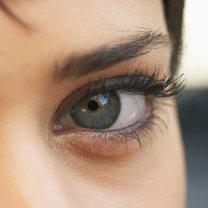 męty w oku