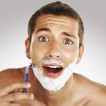 podrażnienia po goleniu