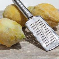 tarcie mrożonej cytryny
