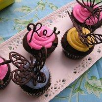 motyle z czekoaldy