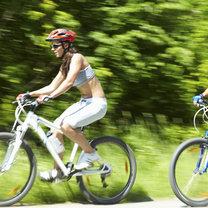 zalety jazdy rowerowej