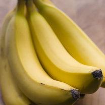 banany na pchły