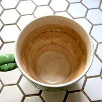 soda osad z kawy