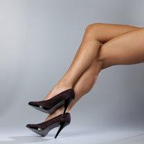 skrzyżowane nogi
