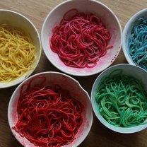 kolorowy obiad