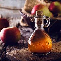 ocet jabłkowy zatoki