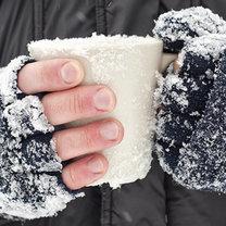zimne ręce