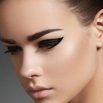 rzęsy makijaż