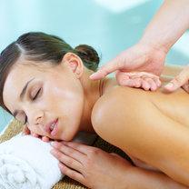 masaż oliwką