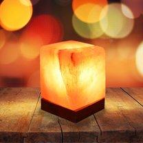 kwadratowa lampa solna