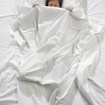 zbyt mała ilość snu