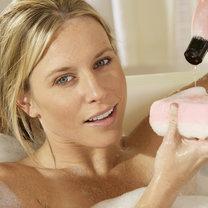 gąbka do mycia ciała