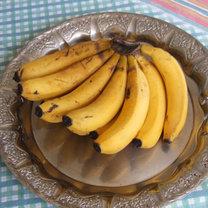 banany na wzdęcia