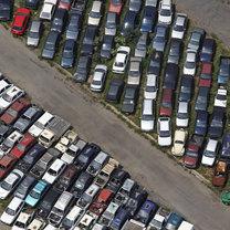 parkowanie samochodu