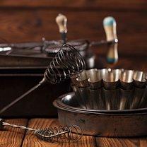 Rdza pojawiła się na twojej sprawdzonej foremce do pieczenia ciasta, nożu kuchennym, którego codziennie...