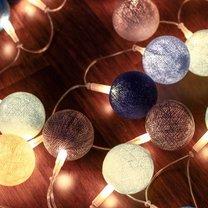 Obecnie uznawane są za jedną z najpopularniejszych i najbardziej uroczych dekoracji wnętrz. Cotton...