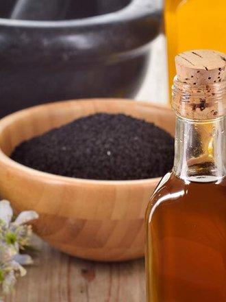 olej z nasion czarnuszki