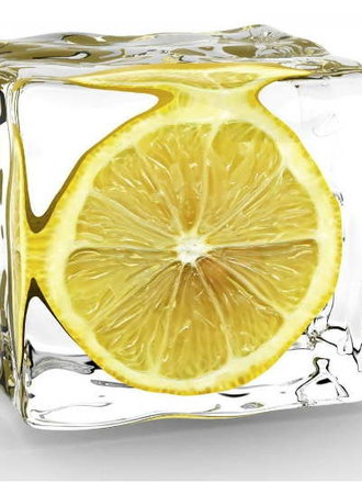 mrożona cytryna