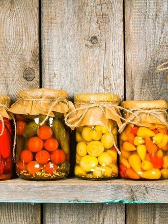 konserwowanie żywności