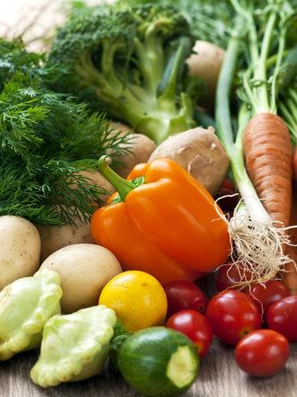 warzywa ze skórką