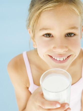 picie mleka