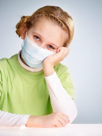 chore dzieci