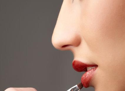 triki makijażowe porady
