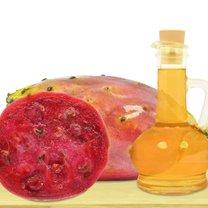 Niebezpodstawnie olej z przyciągającej wzrok egzotycznym wyglądem opuncji figowej jest nazywany naturalnym...