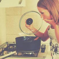 Przypalone naczynie