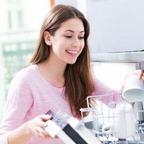 Odpowiednio przygotuj naczynia