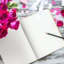 Pisanie pamiętnika jest formą wyrażania siebie bez zastanawiania się nad tym, co pomyślą o nas inni...
