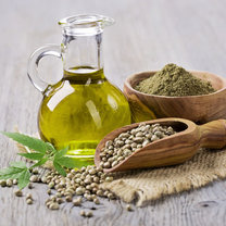 Olej konopny wytwarzany jest z konopi siewnych (nie należy ich mylić z konopiami indyjskimi zawierającymi...