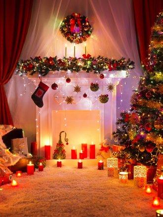 Udekoruj dom na święta /123RF/PICSEL