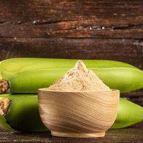 Mąka bananowa może być świetną alternatywą dla tradycyjnych produktów. Nie zawiera glutenu, a w...